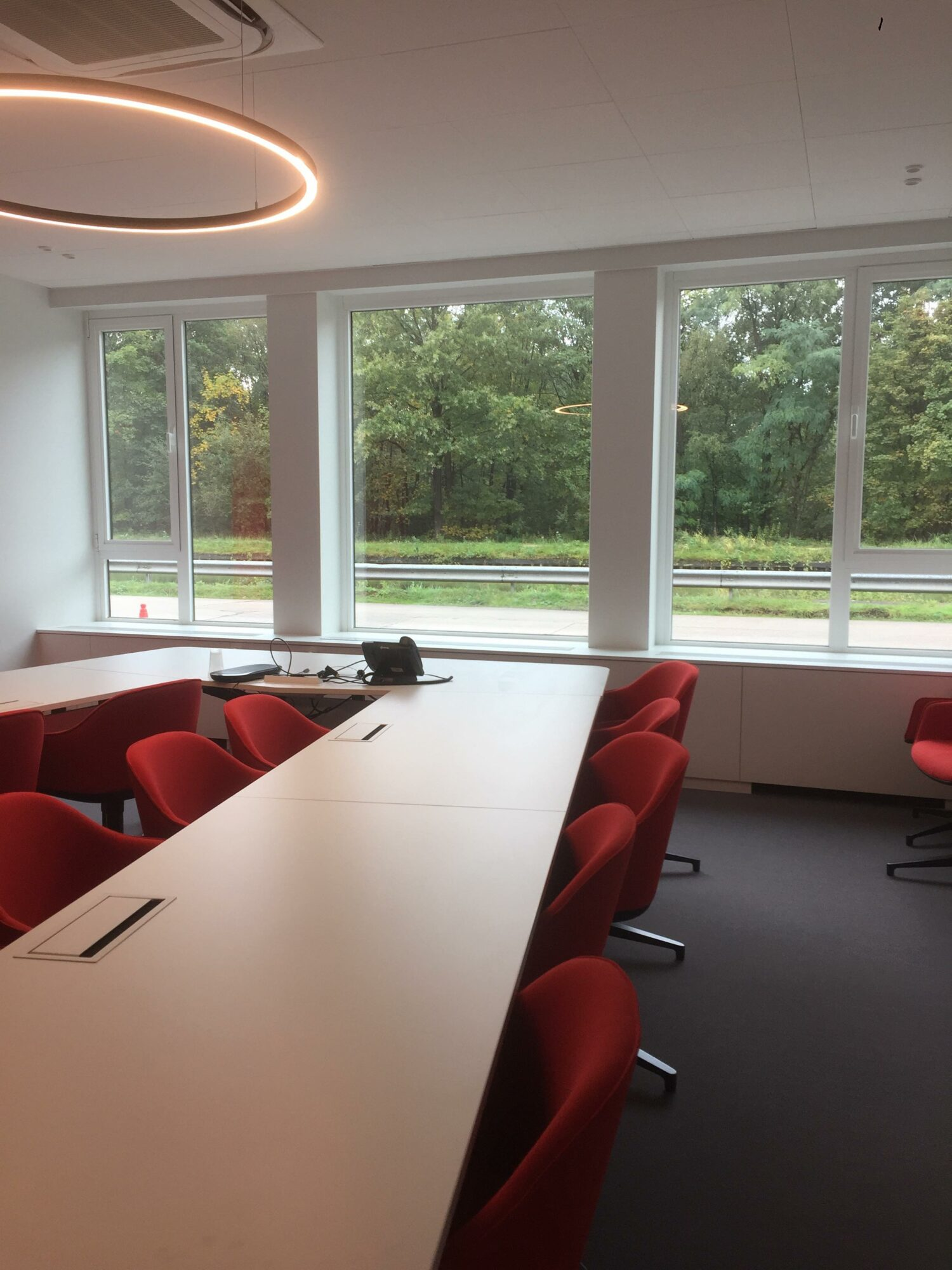 Campine gaat door het lint: Onze nieuwe vergaderzalen!