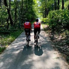 Campine blijft fietsen